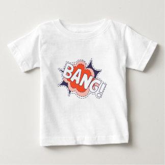 T-shirt Pour Bébé Coup lumineux