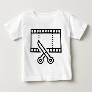 T-shirt Pour Bébé Coupe de vidéo