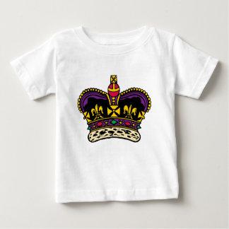 T-shirt Pour Bébé Couronne de qualité