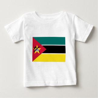 T-shirt Pour Bébé Coût bas ! Drapeau de la Mozambique