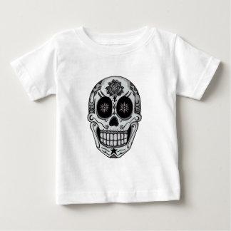 T-shirt Pour Bébé crâne