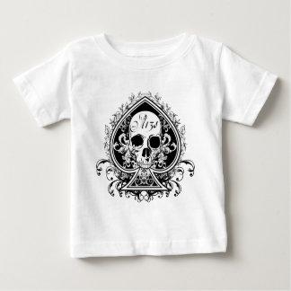 T-shirt Pour Bébé Crâne d'as