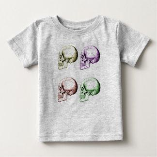 T-shirt Pour Bébé Crânes humains