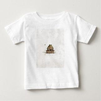 T-shirt Pour Bébé Crapaud d'aquarelle