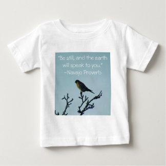 T-shirt Pour Bébé Crécerelle