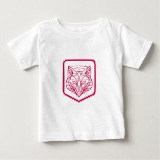 T-shirt Pour Bébé Crête principale Monoline de Fox