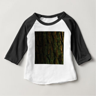 T-shirt Pour Bébé crevasses d'écorce