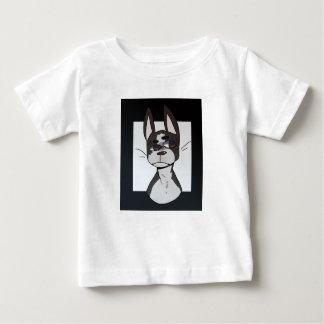 T-shirt Pour Bébé Crickett Boston