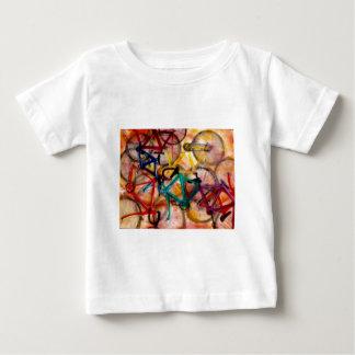 T-shirt Pour Bébé Cycles