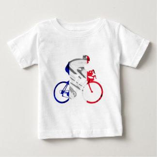 T-shirt Pour Bébé Cycliste de Tour de France