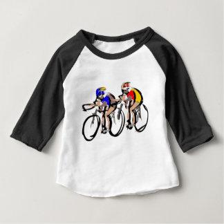 T-shirt Pour Bébé cyclists