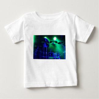 T-shirt Pour Bébé Cymbales dans le brouillard