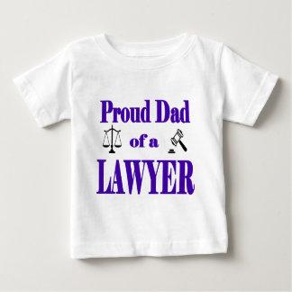 T-shirt Pour Bébé dad2 fier
