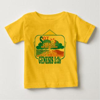 T-shirt Pour Bébé Dans leur image en particulier