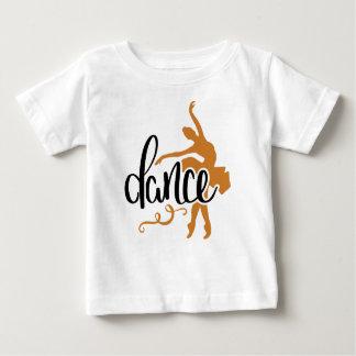 T-shirt Pour Bébé Danse
