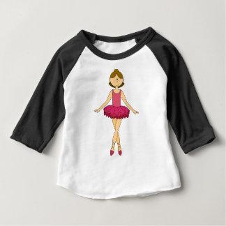 T-shirt Pour Bébé Danseur classique
