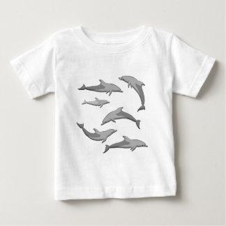 T-shirt Pour Bébé Dauphin choix
