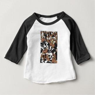 T-shirt Pour Bébé Débarquement d'Eagle