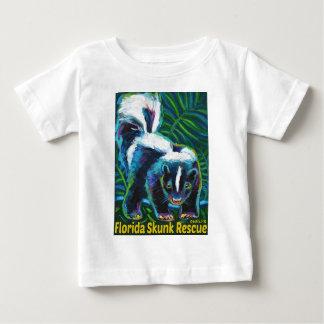T-shirt Pour Bébé Délivrance 2 de mouffette de la Floride