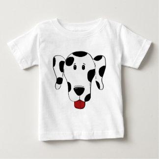 T-shirt Pour Bébé Dessin dalmatien de chien