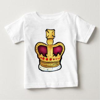 T-shirt Pour Bébé Dessin magnifique de couronne de jubilé de diamant