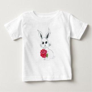 T-shirt Pour Bébé Dessin mignon de lapin