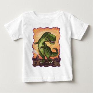 T-shirt Pour Bébé Dessus d'art de Tyrannosaurus