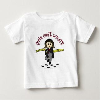 T-shirt Pour Bébé Détective léger de CSI
