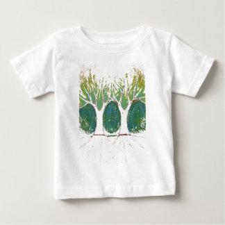 T-shirt Pour Bébé Deux mots