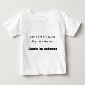 T-shirt Pour Bébé Devenu