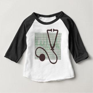 T-shirt Pour Bébé Diagramme médical