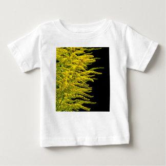T-shirt Pour Bébé Diamant d'or d'or de tige