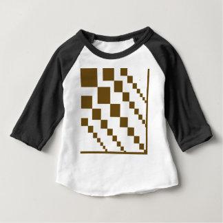 T-shirt Pour Bébé Diamants descendants de Brown
