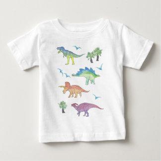 T-shirt Pour Bébé DINOSAURES ! par Frank-Joseph