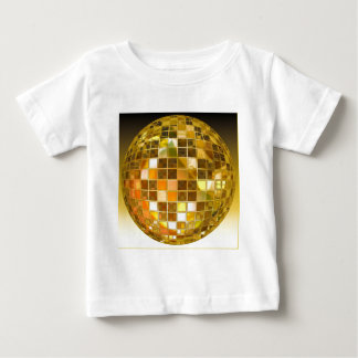 T-shirt Pour Bébé Disco de partie de lumière de danse de saut de
