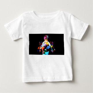 T-shirt Pour Bébé Diversité culturelle dans la main d'oeuvre et la