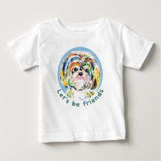 T-SHIRT POUR BÉBÉ DOG  BEBE