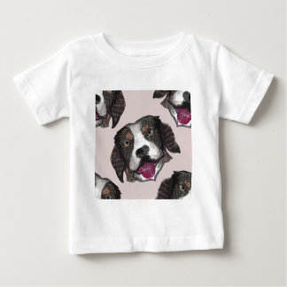 T-shirt Pour Bébé doggos