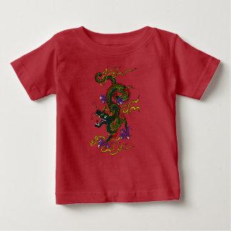 T-shirt Pour Bébé Dragon chinois