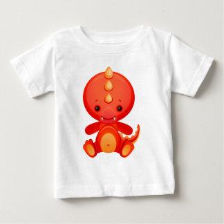 T-shirt Pour Bébé Dragon de Chinois de bébé