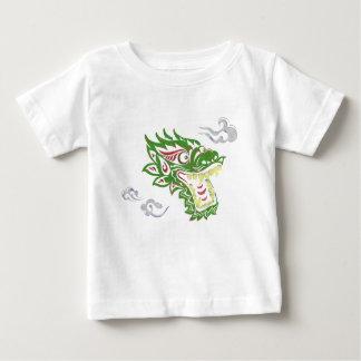 T-shirt Pour Bébé Dragon Japonias