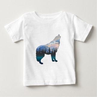 T-shirt Pour Bébé Écho de Yellowstone