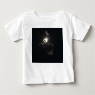 T-shirt Pour Bébé éclipse