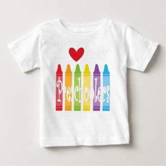 T-shirt Pour Bébé école maternelle teacher2