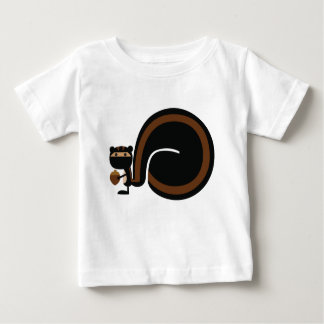 T-shirt Pour Bébé Écureuil de Ninja