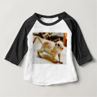 T-shirt Pour Bébé Écureuil moulu de bébé dans le tee - shirt de