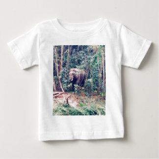 T-shirt Pour Bébé Éléphant en Thaïlande