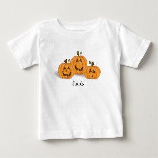 T-shirt Pour Bébé Enfant en bas âge T de Jack-o'-lantern