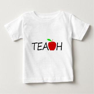 T-shirt Pour Bébé enseignez
