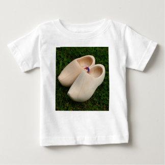 T-shirt Pour Bébé Entraves en bois néerlandaises